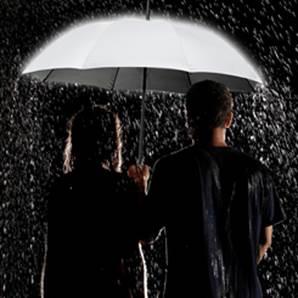 NOWOŚĆ Parasol długi ODBLASKOWY Image
